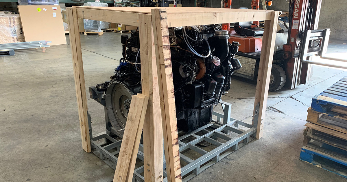 Crating and Protecting Your Cargo to Ship to Alaska