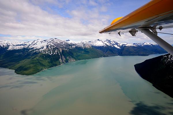 remote Alaska shipping
